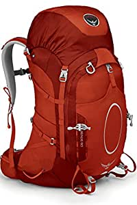 Osprey Packs Atmos 50 Backpack (Oxide Red, Small)
