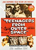 Teenagers From Outer Space (Los Adolescentes Del Espacio) [Francia] [DVD]