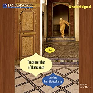 The Storyteller of Marrakesh Audiobook