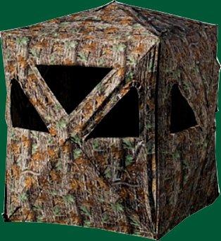 """5 Hub Burly Camo Hunting Blind 58 x 58 x 65"""" - HB-8222"""