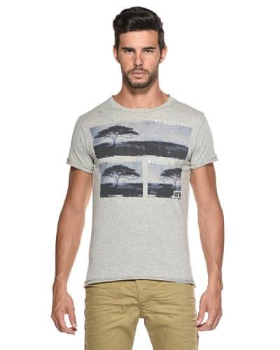 Diesel T-Shirt Manica Corta [Grigio]