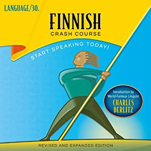 Finnish Crash Course by LANGUAGE/30 Audiobook