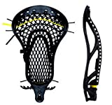 Easton Launch Lacrosse Head - Black-Strung