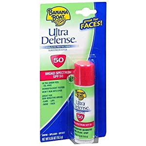 Banana Boat SPF#50 Ultra Defense Stick 0.55 oz.