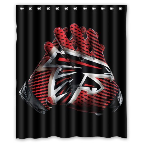 Falcons Curtains, Atlanta Falcons Curtain, Falcons Curtain