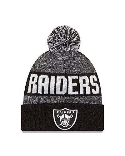 nfl-oakland-raiders-2016-sport-knit-beanie-one-size-black-white