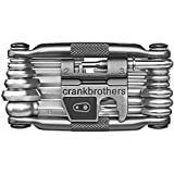 Crank Brothers Multi Bicycle Tool (19-Function, Silver)