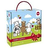 Emsa 509096 6-teiliges Kindergeschirr Geschenk-Set