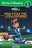 World of Reading: Miles From Tomorrowland: Who Stole the Stellosphere?: Level 1 (World of Reading (eBook))