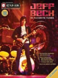 Jazz Play-Along Vol.135 Jeff Beck: 10 Favorite Tunes: B Flat, E Flat, C and Bass Clef Instruments + CD