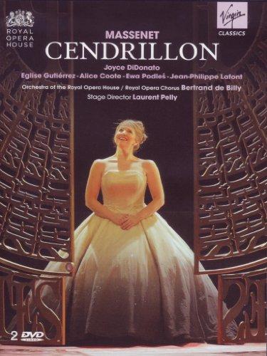 Cendrillon de Massenet  (La Cenicienta) - DVD