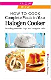img - for How to Cook Complete Meals in Your Halogen Cooker (Home Economy) book / textbook / text book