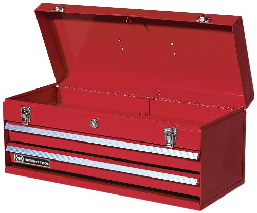 Wright Tool Cougar Wt524 2 Drawer Chest front-47989