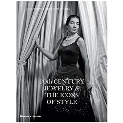 20th Century Jewellery & the Icons of Style (Hardback)