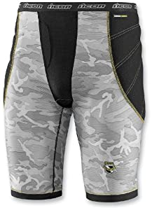Icon Shorts 2 Field Armor Urban Camo Extra Large XL 41-42in. 2840-0043