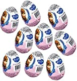 Zaini Disney Frozen (9 Eggs) Chocolate Candy