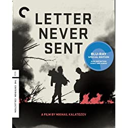 Letter Never Sent (The Criterion Collection) [Blu-ray]