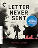 Criterion Collection: Letter Never Sent [Blu-ray] [1959] [US Import]