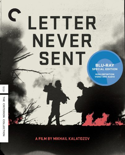 Cover art for  Letter Never Sent (The Criterion Collection) [Blu-ray]