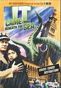 It Came From Beneath The Sea - DVD Ingles - Import