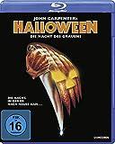 DVD Cover 'Halloween 1 - Die Nacht des Grauens [Blu-ray]