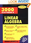 3,000 Solved Problems in Linear Algebra