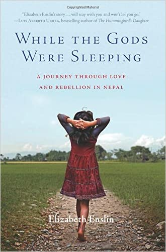While the Gods Were Sleeping: A Journey Through Love and Rebellion in Nepal