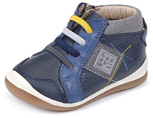 Garvalín Unisex - Bimbi 0-24 161326 stivali blu Size: 19