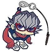 遊☆戯☆王ARC-V 赤馬零児つままれストラップ