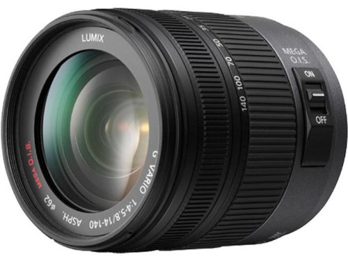 Panasonic 14-140mm f/4.0-5.8 OIS Video Optimized