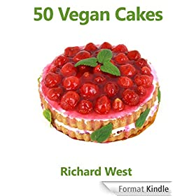 50 Vegan Cakes (English Edition)
