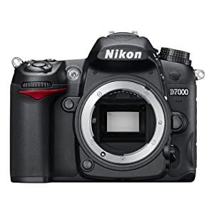 Nikon D7000 (Without Lens Kit) Black DSLR Camera