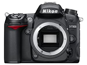 Nikon D7000 DSLR (Body Only) (OLD MODEL)