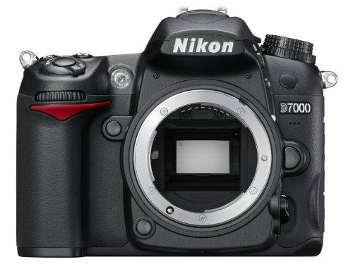 Nikon D7000 Digital SLR Camera Body Only (16.2MP) 3 inch LCD