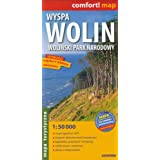 Wolin Island & National Park (Poland) 1:50,000 Recreation Map, laminated, GPS-compatible