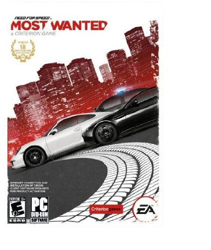 Need for Speed Most Wanted Edition