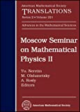 img - for Moscow Seminar on Mathematical Physics, II (American Mathematical Society Translations Series 2) (v. 2) book / textbook / text book