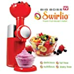 Big Boss 9338 Swirlio Frozen Fruit De...