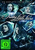 DVD Cover 'Pretty Little Liars - Die komplette fünfte Staffel [6 DVDs]