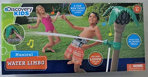 Discovery Kids Water Limbo front-827215