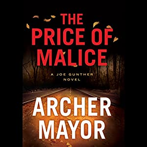 The Price of Malice Audiobook