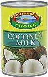 Caribbean Choice Coconut Milk 400 g (pack of 12)