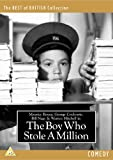 The Boy Who Stole A Million [DVD]