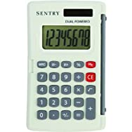 Sentry Industries CA345 Folding Pocket Calculator