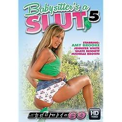 Babysitter's A Slut # 5