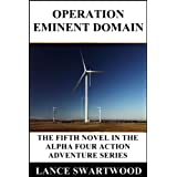 Operation Eminent Domain (Alpha Four Series - Book 5)