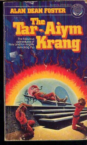 Book Cover: The Tar-Aiym Krang by Alan Dean Foster