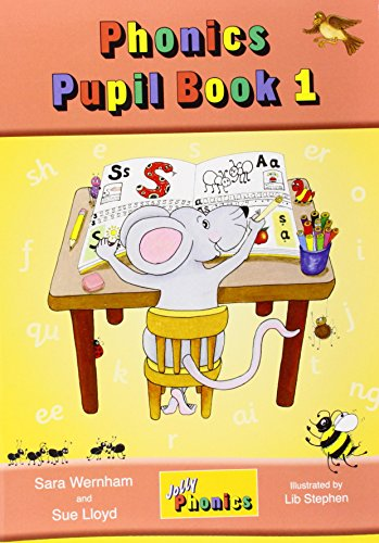 Jolly Phonics Pupil Book (Jolly Learning)