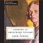 Snowing in Greenwich Village | John Updike