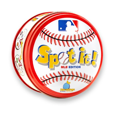 MLB  Spot-It Game